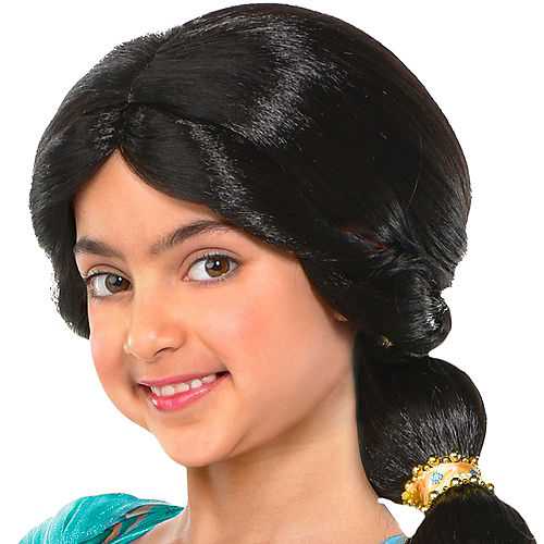 Nav Item for Child Jasmine Whole New World Costume - Aladdin Image #2
