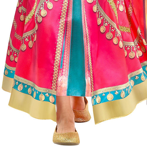 Child Pink Jasmine Costume - Aladdin Image #4