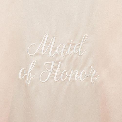 Blush Maid of Honor Robe Image #2