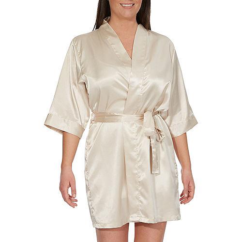 Champagne Bride Robe Image #1