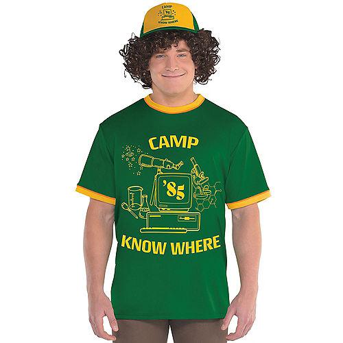 Adult Dustin T-Shirt - Stranger Things Image #1