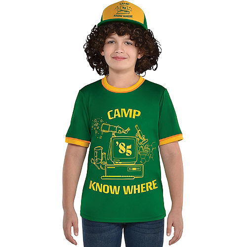 Child Dustin T-Shirt - Stranger Things Image #1