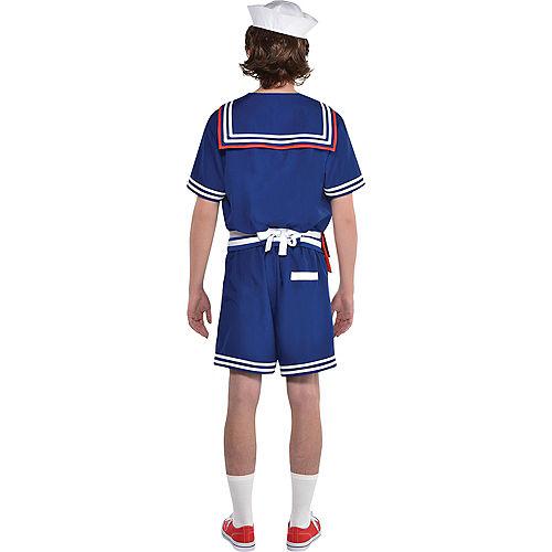 Adult Steve Scoops Ahoy Costume - Stranger Things Image #3