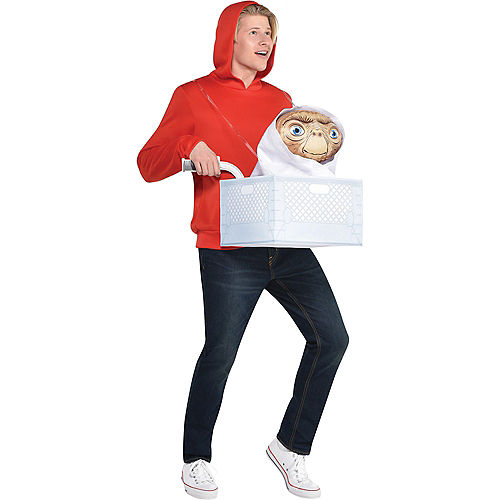 Adult Elliot Costume Accessory Kit - E.T. The Extra Terrestrial Image #1