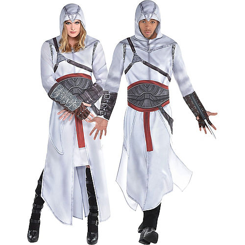 Adult Altair Costume Accessory Kit - Assassin's Creed Image #1