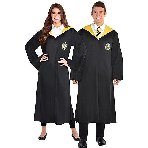 Adult Hufflepuff Robe - Harry Potter Image #1