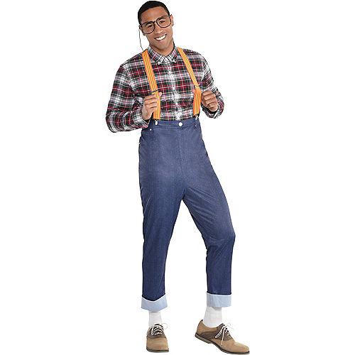 Adult Neighborhood Nerd Costume Accessory Kit Image #1