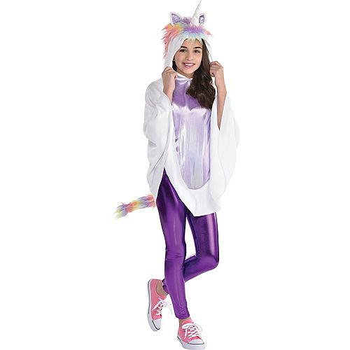 Child Unicorn Poncho Image #1