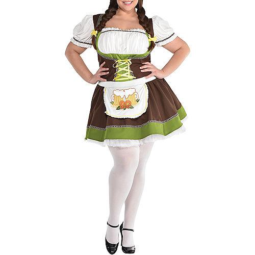 Adult Oktoberfest Costume Plus Size Image #2