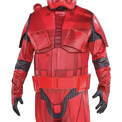Adult Sith Trooper Costume Plus Size - Star Wars: Episode IX Rise of Skywalker Image #4