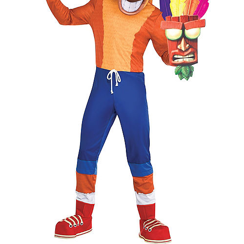 Adult Crash Bandicoot Costume Image #5