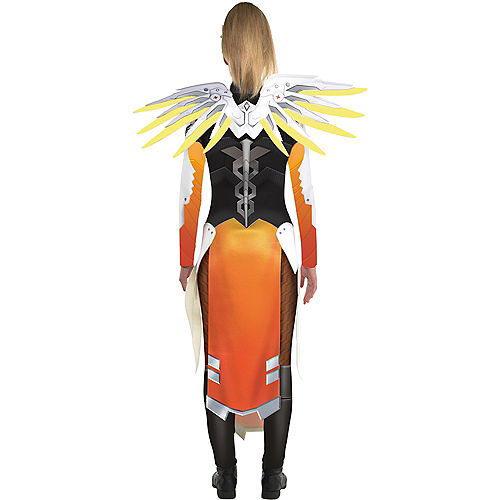 Adult Mercy Costume - Overwatch Image #2