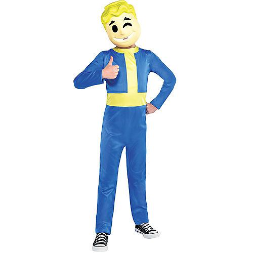 Child Vault Boy Costume - Fallout Shelter Image #1