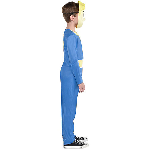 Child Vault Boy Costume - Fallout Shelter Image #2