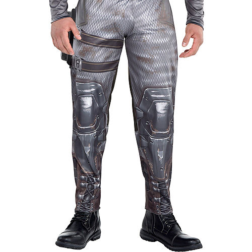Adult Marcus Fenix Muscle Costume - Gears of War Image #3