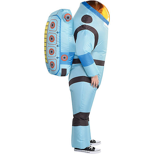 Child Inflatable Bubble Suit Costume - Astroneer Image #3