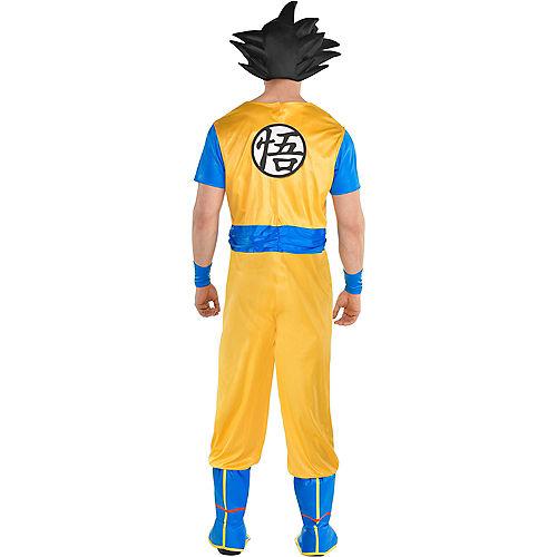 Adult Goku Costume - Dragon Ball Z Image #2