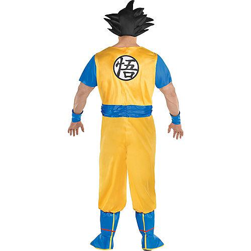 Adult Goku Costume Plus Size - Dragon Ball Z Image #2