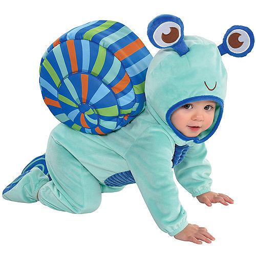 Baby Snail Crawler Costume Image #2
