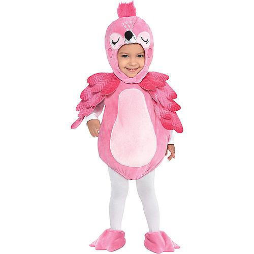 Child Flamingo Costume Image #2