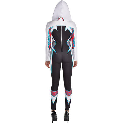 Adult Ghost Spider Costume Image #2