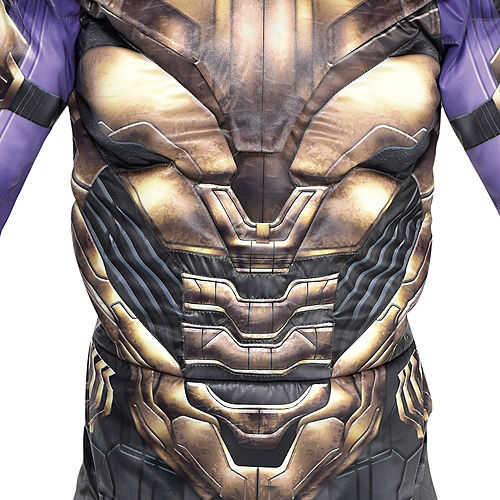 Adult Thanos Muscle Costume - Avengers: Endgame Image #3