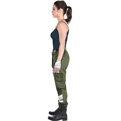 Adult Lara Croft Costume - Tomb Raider Video Game Image #2