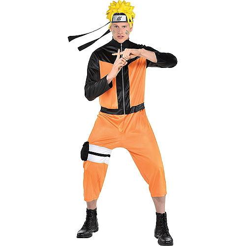 Adult Naruto Costume Image #1