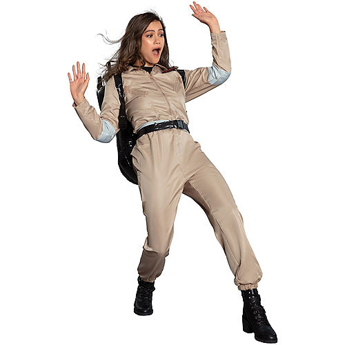 Adult Classic Ghostbusters Costume Image #3