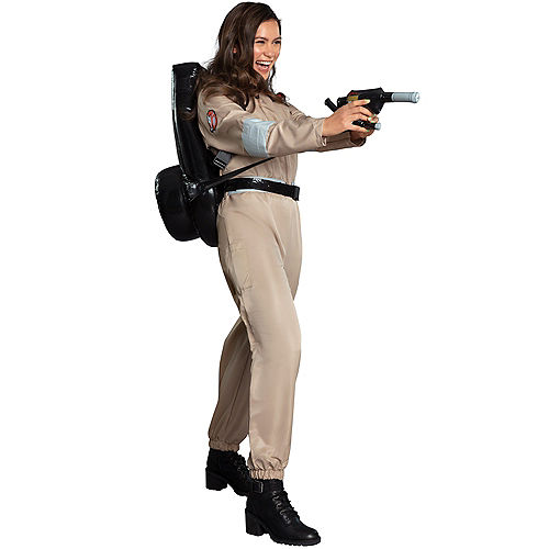 Adult Classic Ghostbusters Costume Image #4