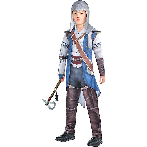 Child Connor Costume - Assassin's Creed Image #1