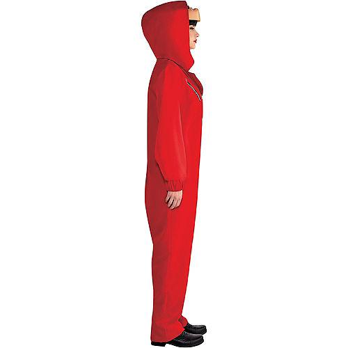 Adult Money Heist Costume Image #2
