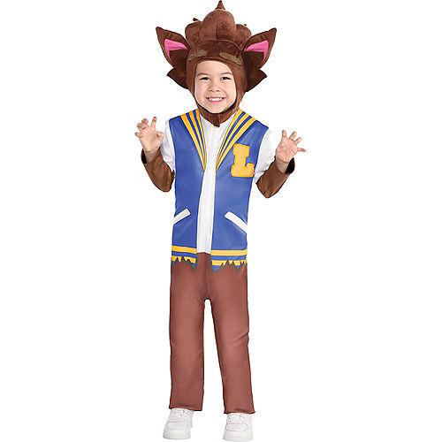 Child Lobo Costume - Super Monsters Image #1