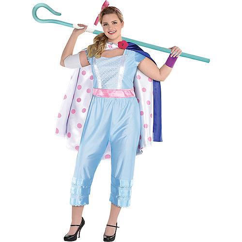 Adult Bo Peep Costume Plus Size - Toy Story 4 Image #1