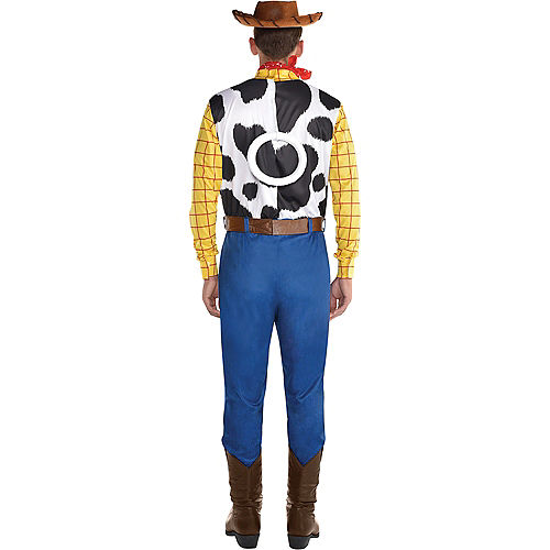 Adult Woody Costume - Toy Story 4 Image #2