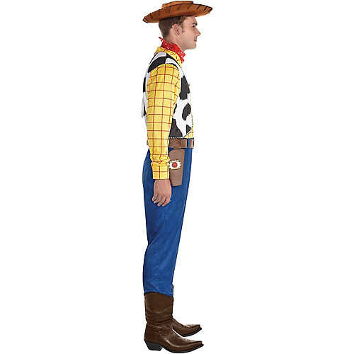 Adult Woody Costume - Toy Story 4 Image #3