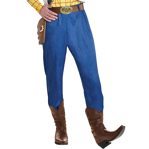 Adult Woody Costume - Toy Story 4 Image #5