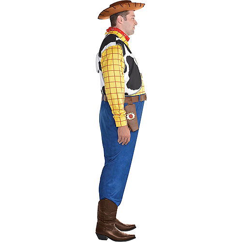 Adult Woody Costume Plus Size - Toy Story 4 Image #3