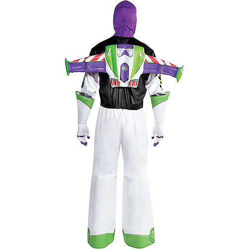 Adult Buzz Lightyear Deluxe Costume - Toy Story 4 Image #2