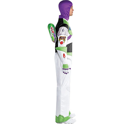 Adult Buzz Lightyear Deluxe Costume - Toy Story 4 Image #3