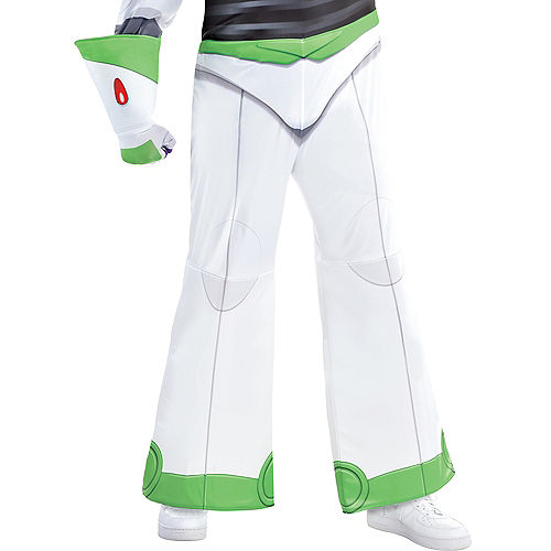 Adult Buzz Lightyear Costume Plus Size - Toy Story 4 Image #5