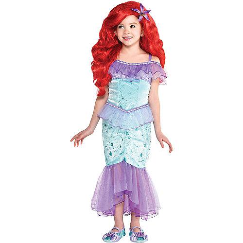 Child Ariel Costume - The Little Mermaid Image #1