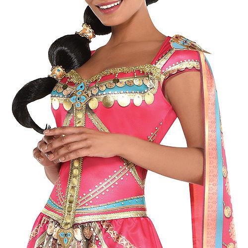 Adult Royal Jasmine Costume - Aladdin Live-Action Image #2