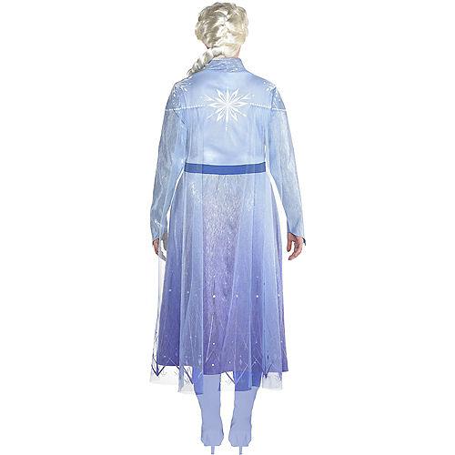 Adult Act 2 Elsa Costume Plus Size - Frozen 2 Image #3