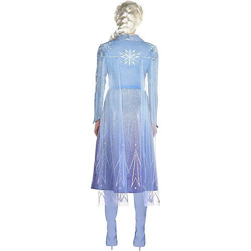 Adult Act 2 Elsa Costume - Frozen 2 Image #3