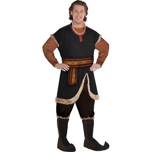Adult Kristoff Costume Plus Size - Frozen 2 Image #1