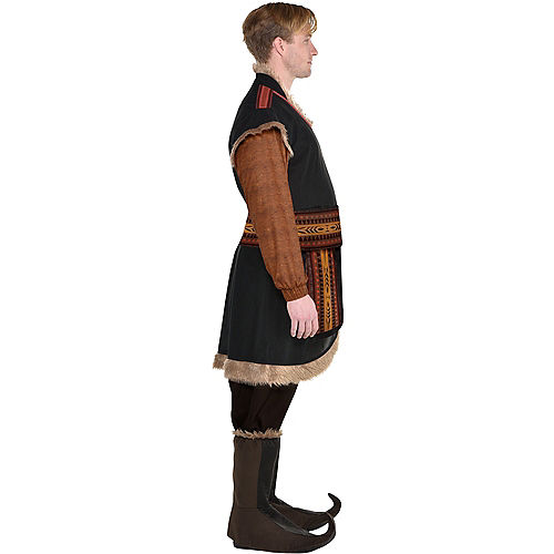 Adult Kristoff Costume Plus Size - Frozen 2 Image #2