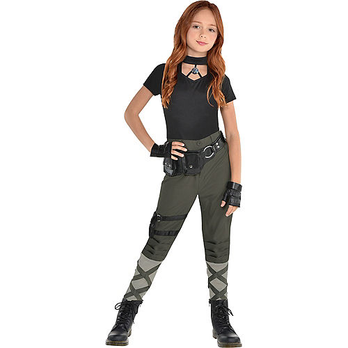 Child Kim Possible Costume Image #1