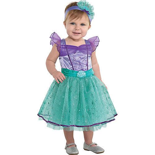 Baby Classic Ariel Costume - Disney The Little Mermaid Image #1