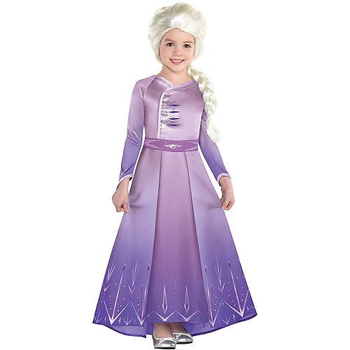 Child Act 1 Elsa Costume - Frozen 2 Image #1